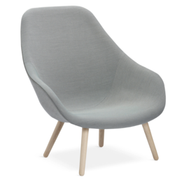 HAY AAL 92 LOUNGE CHAIR HIGH BACK