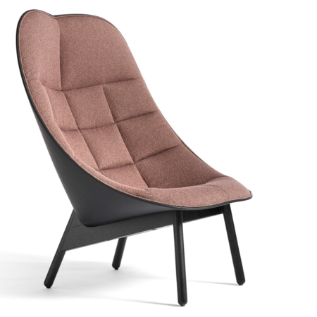 HAY  UCHIWA LOUNGE CHAIR QUILTED