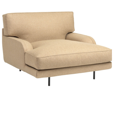 GUBI Flaneur lounge chair