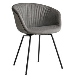 HAY AAC 27 soft chair Remix 152 - tube base