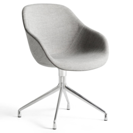 HAY AAC 121 CHAIR UPHOLSTERED W. SWIVEL