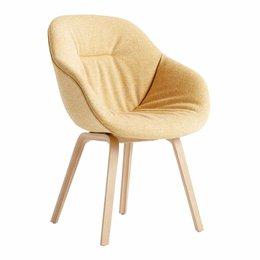 HAY AAC 123 soft stoel - voet eiken