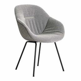 HAY AAC 127 soft duo chair - tube base