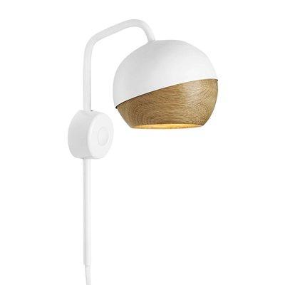 MATERDESIGN RAY WALL LAMP WHITE