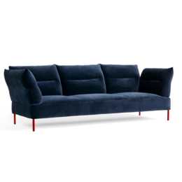 HAY PANDARINE 3 SEATER WITH RECLINING ARMREST