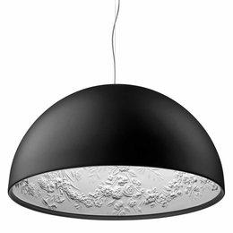 FLOS SKYGARDEN PENDANT LAMP S/2 MATT BLACK - 90 CM.DIA