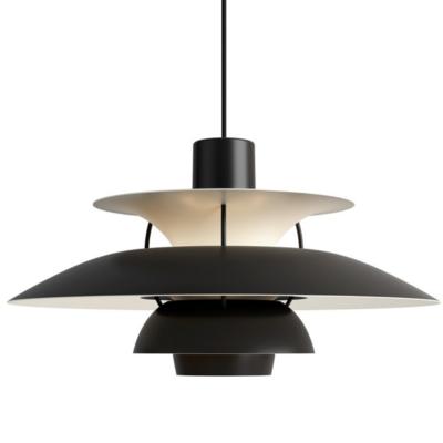 LOUIS POULSEN PH 5 PENDANT LAMP - MONOCHROME