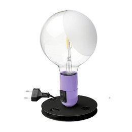 FLOS LAMPADINA TABLE LAMP PURPLE