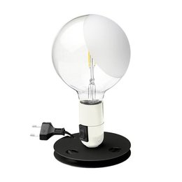 FLOS LAMPADINA TABLE LAMP WHITE