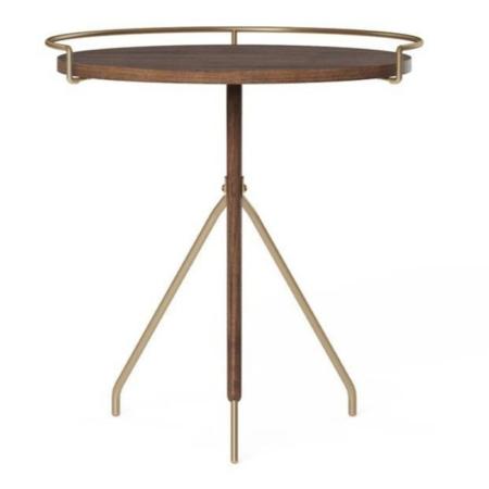MENU UMANOFF SIDE TABLE  Ø 45 CM.