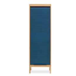 Normann Copenhagen JALOUSI KAST HIGH BLAUW