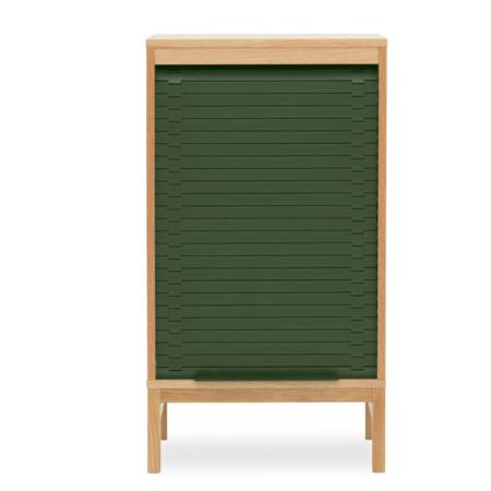 NORMANN COPENHAGEN Jalousi Cabinet High Low Green
