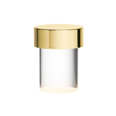 FLOS LAST ORDER LED TAFELLAMP HELDER GLAS