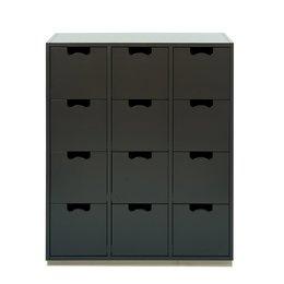 ASPLUND Snow drawer B cabinet