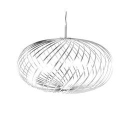 TOM DIXON Spring led hanglamp chroom medium
