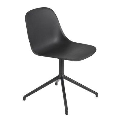 MUUTO Fiber side stoel - swivel voet met return