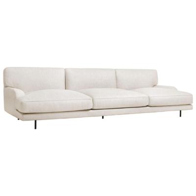 GUBI Flaneur 3 seater sofa - 270 cm.