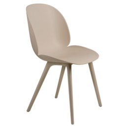 GUBI BEETLE  DINING CHAIR PLASTIC EDITION