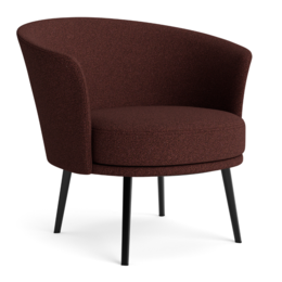 HAY Dorso swivel lounge chair