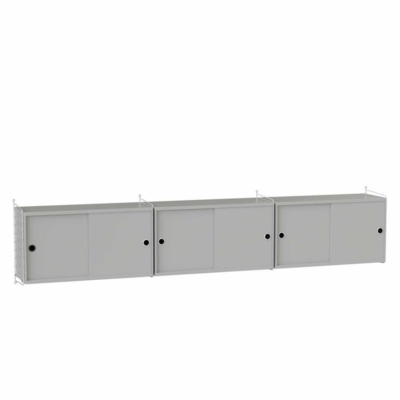 STRING SIDEBOARD WALL CABINET LARGE MDF