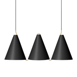 LYFA MOSAIK SIDEBYSIDE 3 PENDANT 250