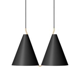 LYFA Mosaik sidebyside 2 hanglamp