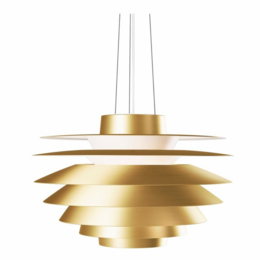 LYFA VERONA PENDANT LAMP BRASS