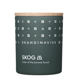 Skandinavisk SKOG GEURKAARS 200g