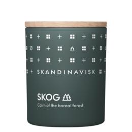 SKANDINAVISK SKOG SCENTED CANDLE 200g
