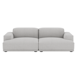 MUUTO CONNECT  CORNER SOFA  2 SEATER