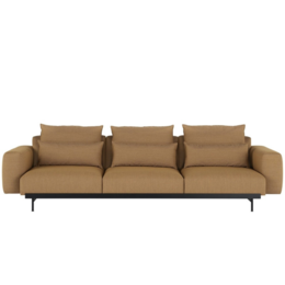 MUUTO IN- SITU SOFA 3 ZITS BANK