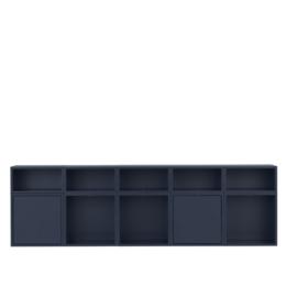 MUUTO STACKED 2.0 STORAGE SYSTEM 8 - MIDNIGHT BLUE