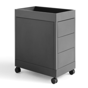 HAY NO TROLLEY B3 DRAWER AND TRAY TOP - INCL. LOCK