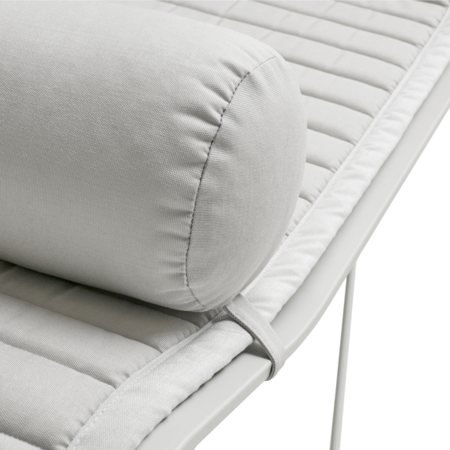 HAY PALISSADE CHAISE LONGUE HEADREST CUSHION & QUILTED CUSHION