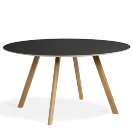 HAY CPH 25 round table Ø140 - oak base