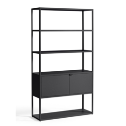 HAY NEW ORDER CABINET  502 - 6 LAYER W. STEEL DOOR