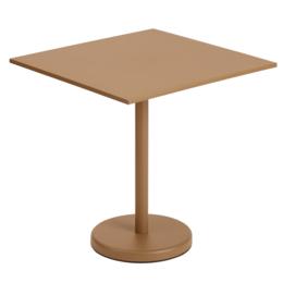 MUUTO Linear Steel Café tafel  70 x 70