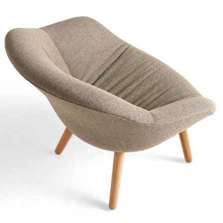 HAY AAL 82 SOFT - LOUNGE FAUTEUIL