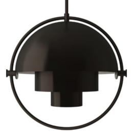 GUBI MULTI LITE PENDANT - BLACK BRASS