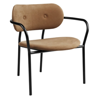 GUBI COCO LOUNGE CHAIR