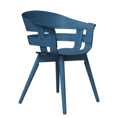 DESIGN HOUSE STOCKHOLM WICK CHAIR - COLOR ACCENT