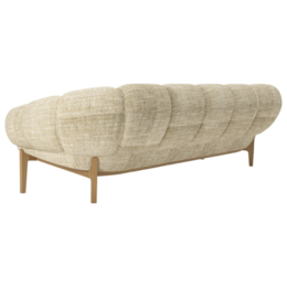 GUBI Croissant 3 seater sofa