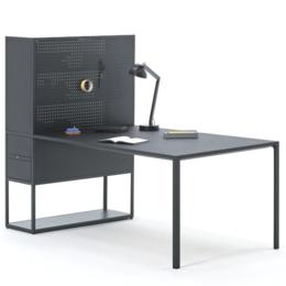 HAY New Order workstation met bureau