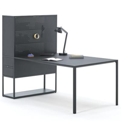 HAY New Order workstation with desk