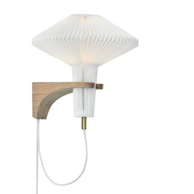LE KLINT THE MUSHROOM 204 WALL LAMP
