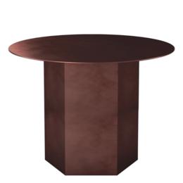 GUBI EPIC COFFEE TABLE Ø60 STEEL