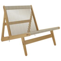 GUBI MR01 Initial lounge chair
