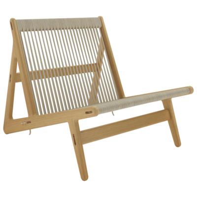 GUBI MR01 Initial lounge stoel