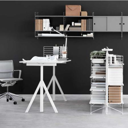 STRING  Work Desk Fixed
