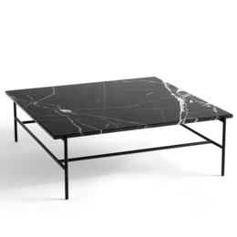 HAY Rebar coffee table - 100 x 104 cm.